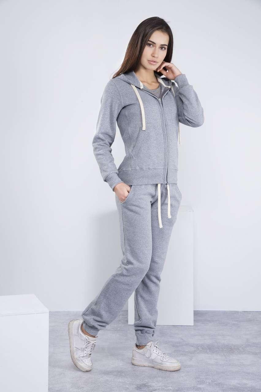 VESTI® Woman Full Zip Hoodie (VE435)